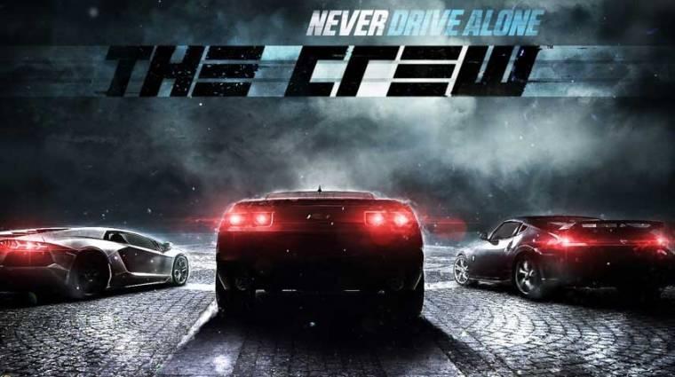 Gamescom 2014 - ezért nem jön a The Crew PS3-ra