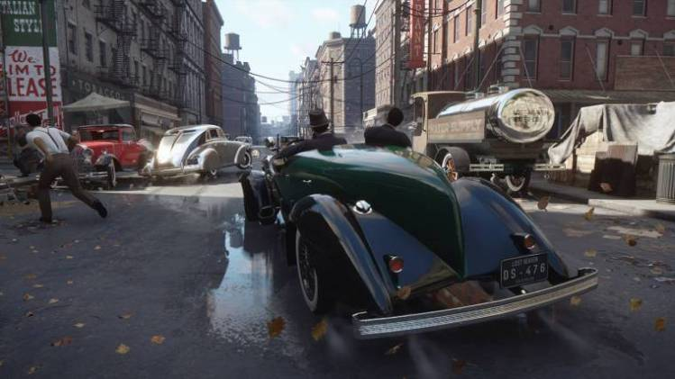 Now you can remake or remaster the Mafia: Trilogy?