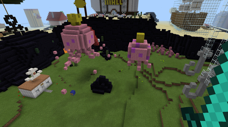 Bikini bottom Minecraft PE Map APK Free Tools Android App download - Appraw