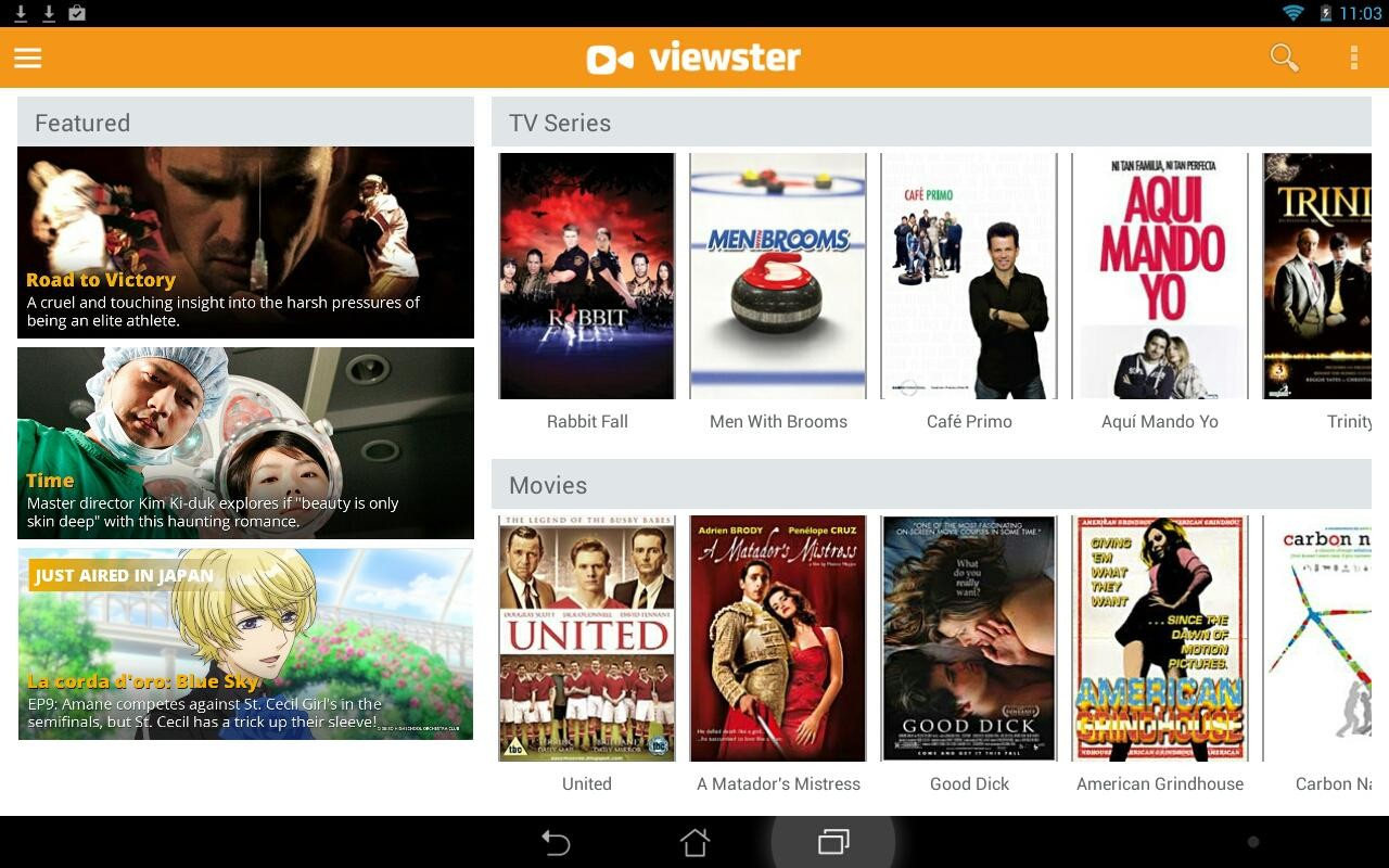 Viewster  Free Movies  Shows APK Free Android App