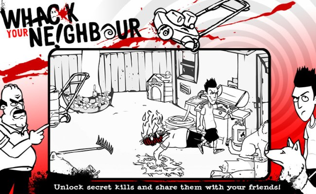 Whack Your Neighbour Apk Free Action Android Game Download