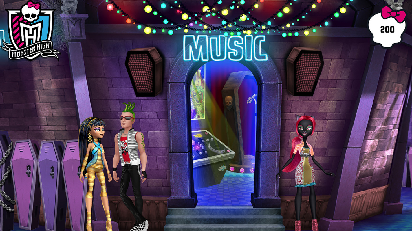 Monster High Apk Free Android App Download