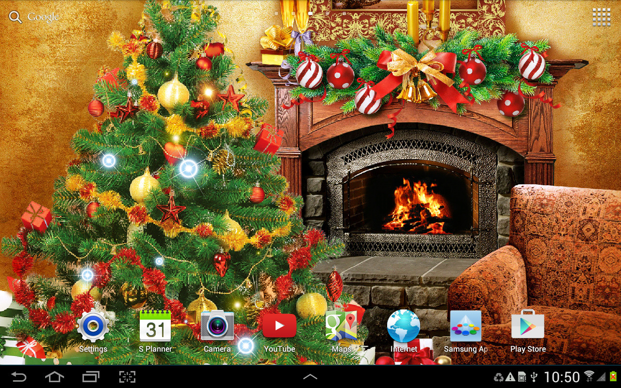 Falling Snow Live Wallpaper Iphone Christmas Wallpaper Free Android Live Wallpaper Download
