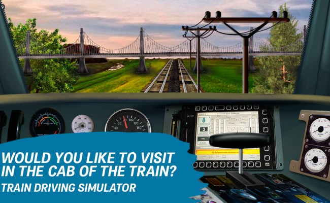 Train Driving Simulator Apk Free Simulation Android Game