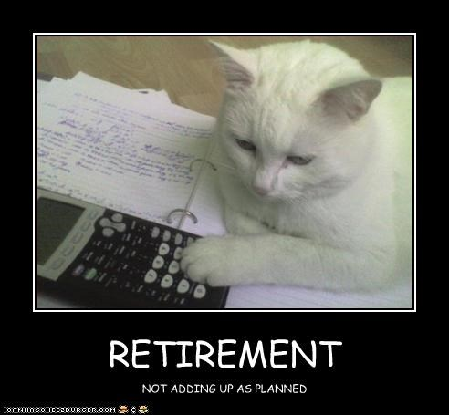 retirement cheezburger funny memes