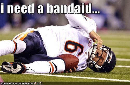 i need a bandaid