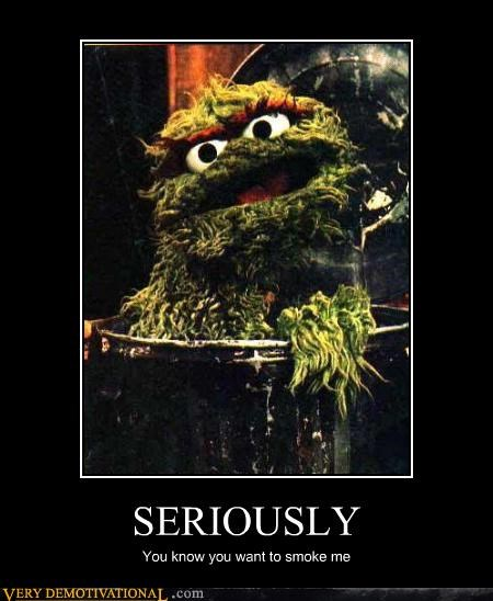Oscar the Grouch's Trashy Memes | Muppet Fans Who Grew Up...