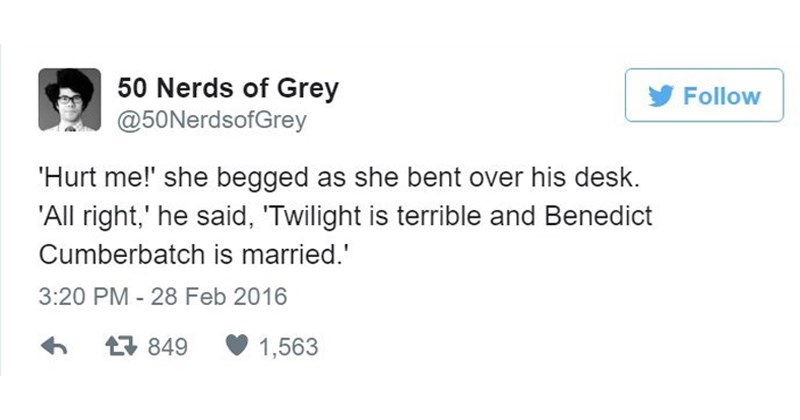 50 Shades Of Grey Quotes Funny