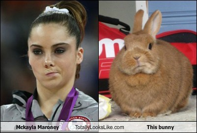mckayla maroney totally looks