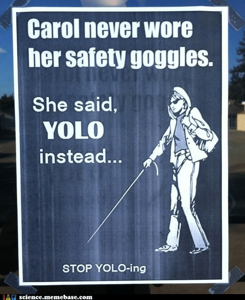 Funny Lab Safety Pictures : funny, safety, pictures, Dropping, Science:, Learn, Safety, Rules!, Memebase, Funny, Memes