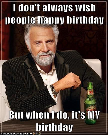My Birthday Funny : birthday, funny, Happy, Birthday, Memes, Images, Funny, Viral