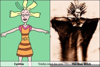 cynthia from rugrats totally