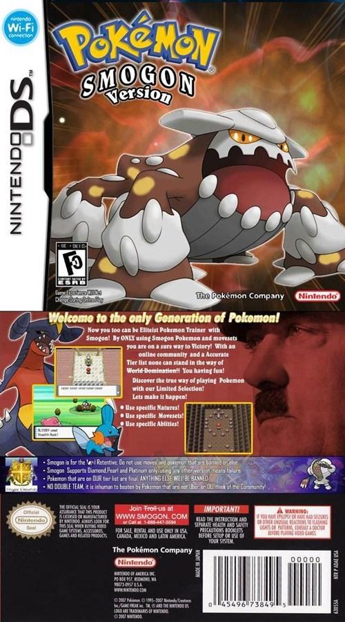pokémon smogon version pokémemes