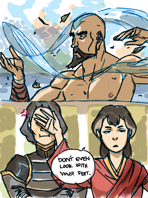 The Legend Of Korra Fan Art : legend, korra, Avatar:, Legend, Korra, Cheezburger