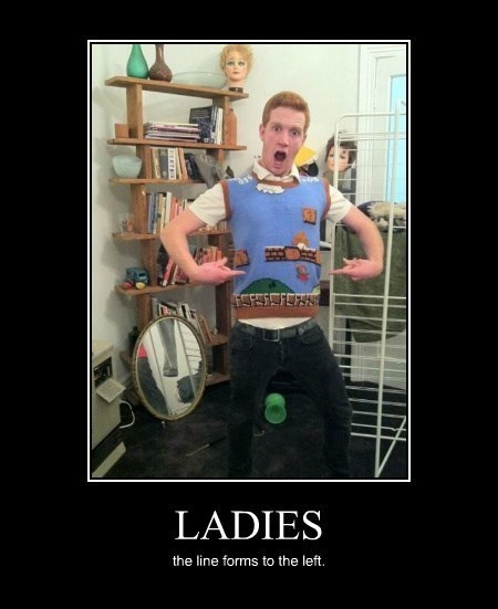 Vest Meme : Demotivational, Sweater, Posters, Start, Wrong, Funny, Pictures, Cheezburger
