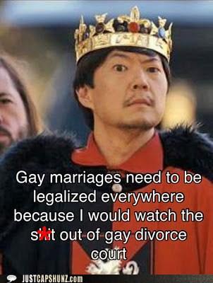 Gay Ken Jeong : jeong, Animal, Comedy, Divorce, Comedy,, Funny, Animals,, Cheezburger