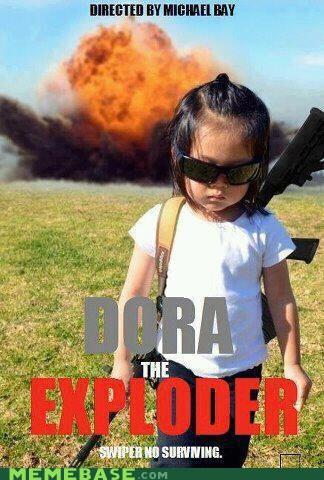 Dora Reboot : reboot, Gritty, Reboot, You've, Waiting, Memebase, Funny, Memes