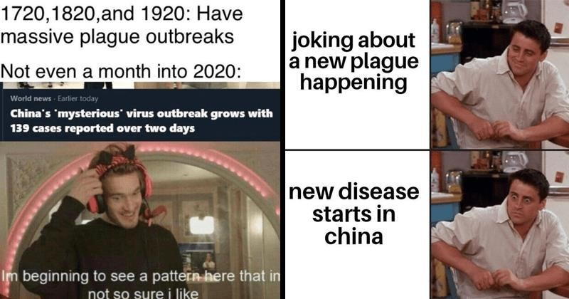 Wuhan Coronavirus Inspires Tons Of Plague Memes On Reddit ...