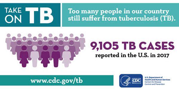 La tuberculosis es una enfermedad bacteriana que generalmente afecta los pulmones, según los Centros para el Control y la Prevención de Enfermedades.