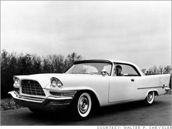 1957 Chrysler 300.