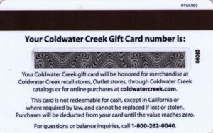Coldwater Creek Online Outlet