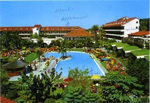 Postcard Hotel Parque San Antonio Sol Puerto De La Cruz