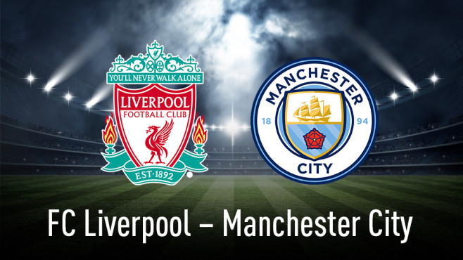 Premier League: Liverpool - Manchester City © Manchester City, Liverpool, efks-Fotolia.com