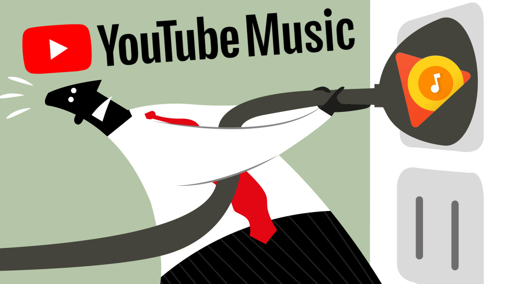 sur YT:  Google Play Music: les utilisateurs doivent passer à YouTube Music  infos