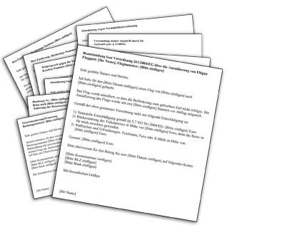 """20 Musterbriefe zum Thema """"Ihr Recht im Internet"""