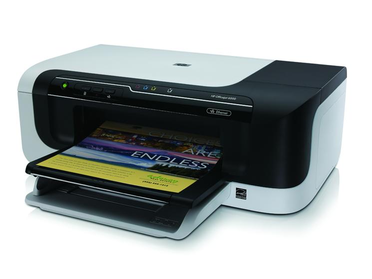 Drucker Hp Officejet 6000 Computer Bild