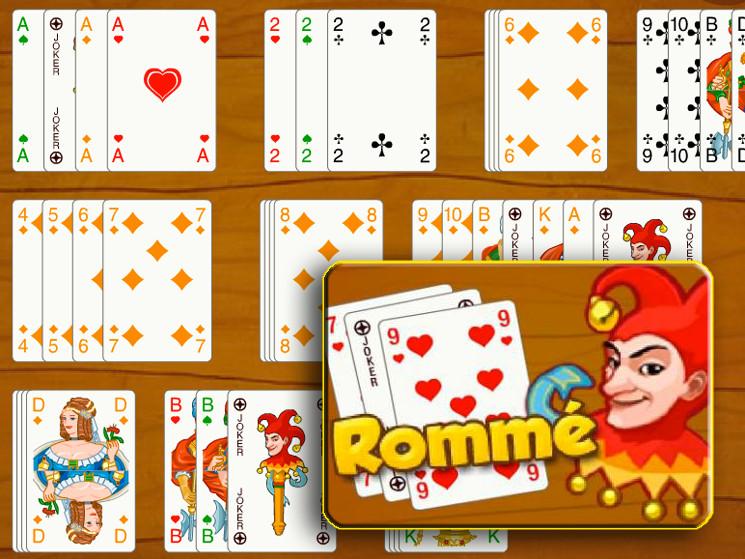 Kartenspiel Romme Kostenlos Spielen Ohne Anmeldung