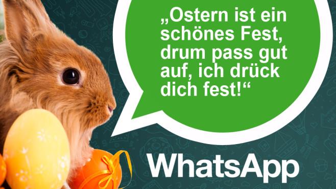 Ostergrüße Lustig Whatsapp 2021