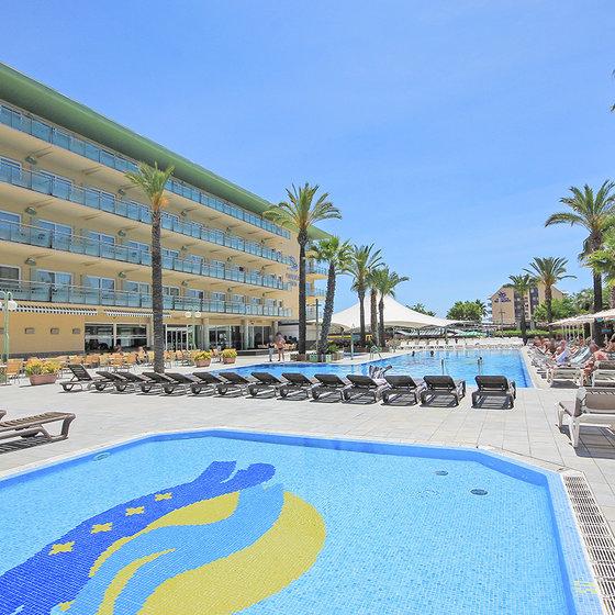 Hotel Caprici Verd Itaka