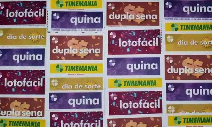 Loterias desta quinta-feira, 17 de outubro(foto: Ronayre Nunes/CB/D.A. Press)