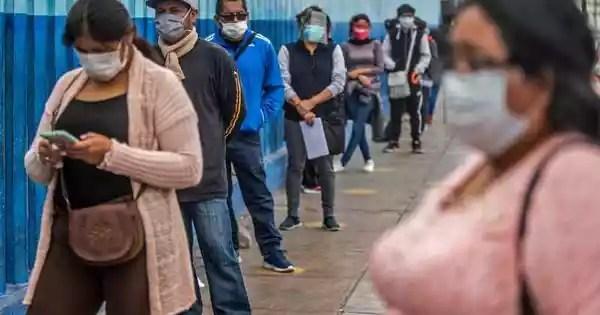 Mais de 900 mulheres desapareceram no Peru durante a quarentena
