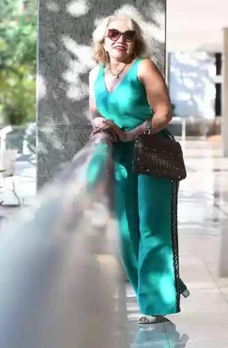 Alice Maria da Cunha de Oliveira não deixa a idade limitar sua sexualidade(foto: Ed Alves/CB/D.A Press)