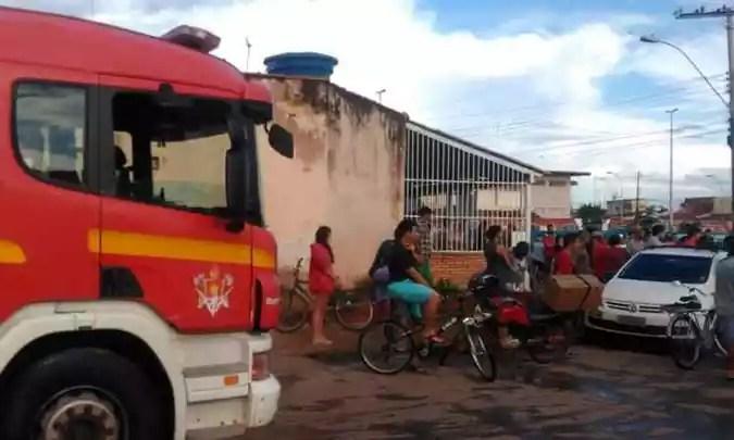 (foto: CBMDF/ Divulgação)