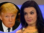 Sheena Monnin said she stands by her claims that there was a list of the top five before the show even began. The psychology graduate faces a lawsuit from co-owner of Miss Universe Organization, Donald Trump.