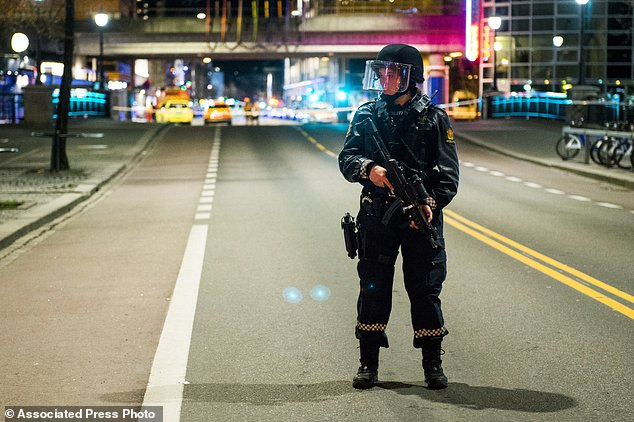 A 17-year-old asylum-seeker from Russia has been arrested in connection with a 'bomb-like device' that has been found and neutralized in the centre of Oslo