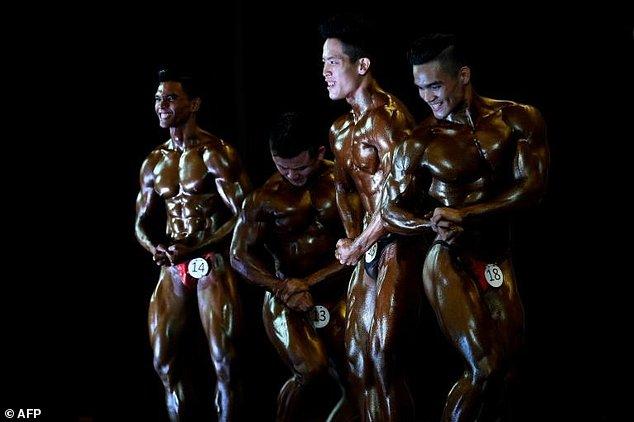 The majority of Sunday's seventy finalists were ethnic Malay Muslims.