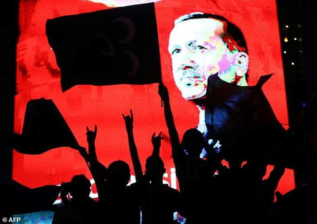Turkey has been under a state of emergency since the failed coup in July 2016 against President Recep Tayyip Erdogan
