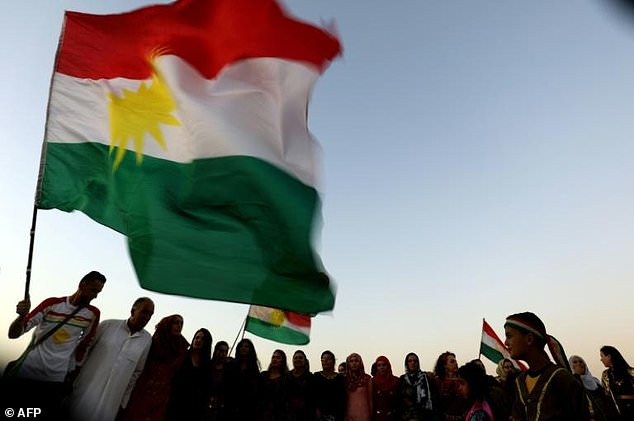 """The result of a controversial Iraqi Kurdish independence referendum was a resounding 92.7 percent """"yes"""" for independence"""