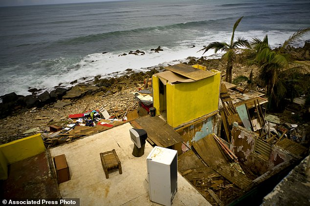 Puerto Maria La Perla Make Storm Did San It Rico Juan