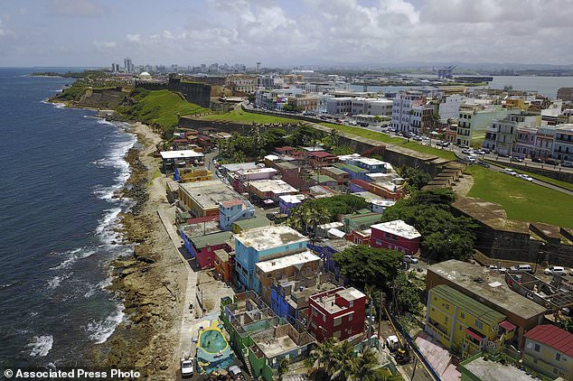 Perla Make Puerto Juan Rico Storm La It Did Maria San