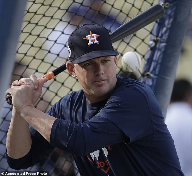 Astros' Hinch Backstop Bust To Series Winning Skipper Daily