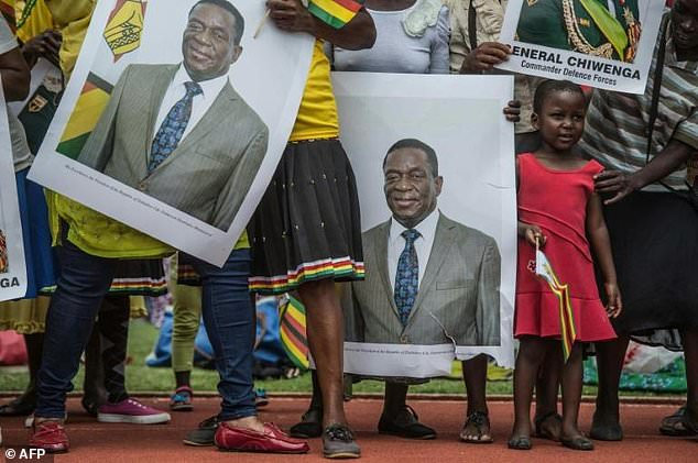 As he took over last month, Zimbabwe's President Emmerson Mnangagwa promised to create jobs