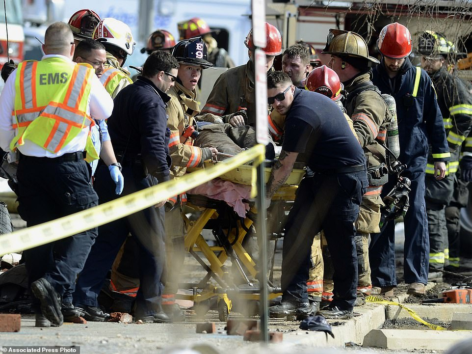 Two Firefighters Killed And Two Injured In Pennsylvania