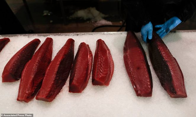 The U.S. seafood market is worth $17 billion annually, with imports making up more than 90 percent of that