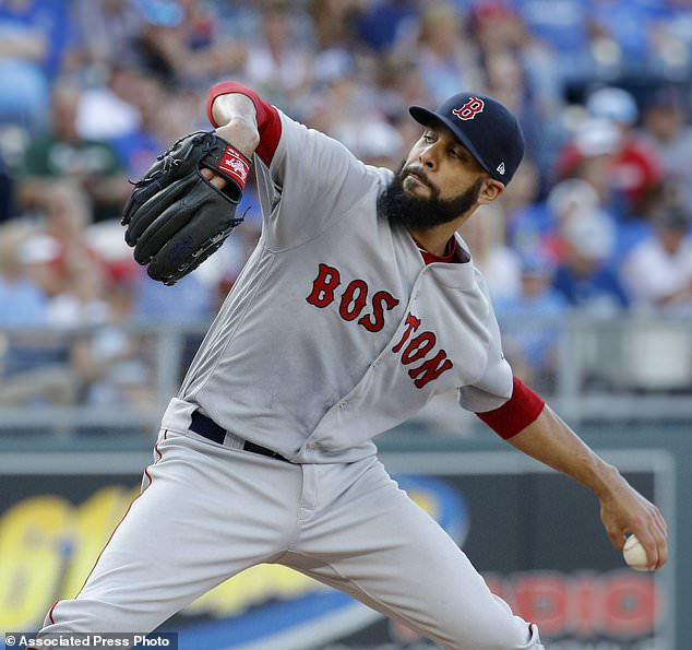 Red Sox score season high in runs, rout Royals 15-4 | NEWSTAGE