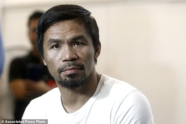 wire 3643624 1531537149 814 634x422 - Pacquiao, Matthysse make weight for welterweight title...